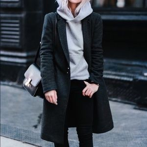 *NEW* Babaton - Navy Wool Coat